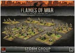 Battlefront FoW WWII Soviet 15mm Soviet Storm Group Box SW