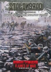 Battlefront FoW WWII Rules Stalingrad - Soviet and Germany Infantry Force SC EX