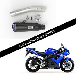 Cps Slip On Pipe Muffler Exhaust Fit For Yamaha Yzf R6 R6s 2003-2009 06 07 08 B2