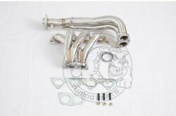 Exhaust Stainless Steel Header For Acura Integra Ls /rs /gs B18b B18b1 1994-2001