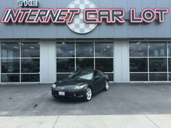 2004 Mazda RX-8 4dr Coupe 6-Speed Manual 2004 Mazda RX-8 Titanium Gray Metallic with 81002 Miles available now!