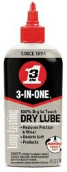 3-in-one Dry Lube Liquid To Dry Lubricant Drill Chain Tool Three In 1 Oil 12002