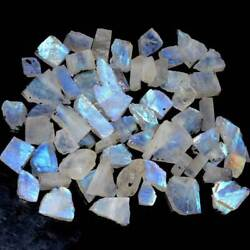 Mouse Over Image To Zoom Whalesale-lot-100-natural-power-rainbow-moonstone-rough