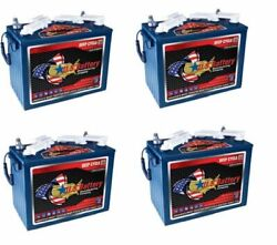 Replacement Battery For Us Us12vxc-utl-4pack