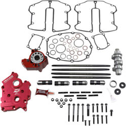 Fueling 592 Race Camchest Cam Kit M-eight M8 Oil Cooled Engine Motor Harley 17+