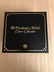 The Presidential Medals Cover/stamp Collection Through Reagan,1983-1984 Preowned