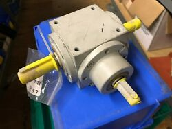 Atek V090 31do-9.9-700 3-way Right Angle Standard Bevel Gearbox Gear Drive