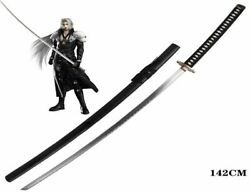 56 Odachi Nodachi Japanese Long Sword 440 Stainless Steel Blade Cosplay New