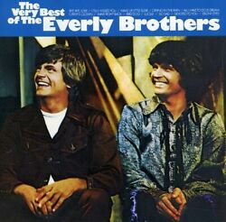 The Everly Brothers The Very Best New CD