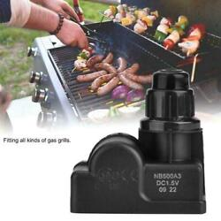 Spark Generator Push Button Igniter 2/5 Outlet Aa Battery Bbq Grill Ignitor V5d6