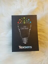 Texsens RGBW  E27 850LM LED Light Dimmable RGB Bulb Lamp 2.4GHz Wireless