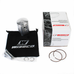 Piston Kit For 2006 Ktm 50 Sx Pro Sr Lc Offroad Motorcycle Wiseco 698m04100