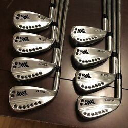PXG 0311 XF Gen2 (4-GW) LH Set w Project X 6.0 Steel Shafts (Played Once) $3500