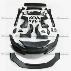 FRP Widebody RB Style Ver 3 Full BodyKit For Subaru BRZ Toyota FT86 GT86 FRS