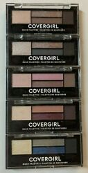 Covergirl Eye Shadow Quad Palettes Sealed - Pick Your Shade