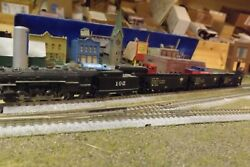 Lake Erie Franklin And Clarion  N-scale Custom Painted Hopper 3 Pack