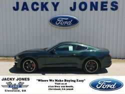 2019 Ford Mustang Bullitt 2019 Ford Mustang Dark Highland Green Metallic with 11 Miles available now!