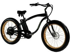 Monster - The Electric Fat Bike -