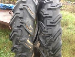 18.00x33 United Tire Tractor Loader Tires Rock Truck Tires Not Used