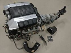 2010 Camaro SS 6.2 LS3 Engine Liftout TR6060 Transmission 46K Clean Tested