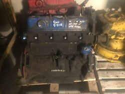 Ford 4000 Engine - Block C0nn/6015j - Off A 4000 - Complete