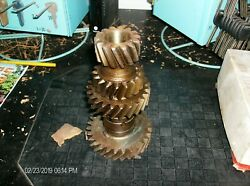 Nos Ford 3 Speed Cluster Gear C2az-7113a 1955 1962 Ford 3 Speed With 292 Fomoco