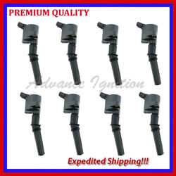 8pc Ignition Coil Ufd267 For Lincoln Town Car 4.6l V8 2008 2009 2010 2011