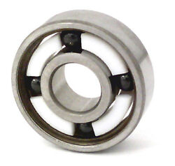 16 Quality Inline Skate Low Friction Smoothest Hybrid Ceramic 608 Ball Bearings