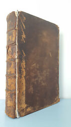 The Letters Of Pliny The Younger With Observations Orrery Vaillant 1751 Volume 2