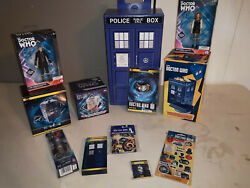 Doctor Who Collection Items