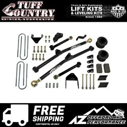 Tuff Country 6 Spacer Lift Long Arms 09-12 Dodge Ram 2500 3500 4wd 36222