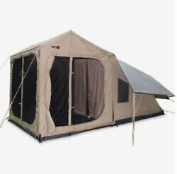New Oztent RX-4 Tent Panel System Floor Camping Hiking Waterproof 2 Room Tents