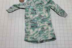 Ult. Sold. 12 Inch 1-6 Scale Ww2 German Paratrooper Smock