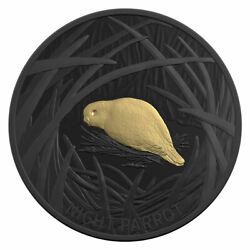 2019 Australia Echoes Night Parrot Nickel-plated Pf 5 Coin Gem Proof Sku58536
