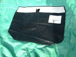 Mustang Vintage 80's 1981 Mustang Sun Roof Cover Case Blk Original Sunroof Cover