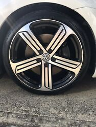 Wheels And Tires Gti 2016 Or Golf R