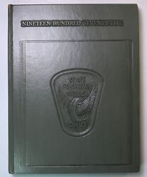 Ohio State Highway Patrol 1975 Yearbook Police Department History Book