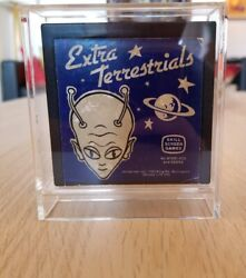 World's Rarest Video Game - Extra Terrestrials Atari 2600