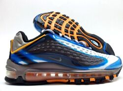 Nike Air Max Deluxe Photo Blue/wolf Grey Size Womenand039s 6 [aq1272-401]