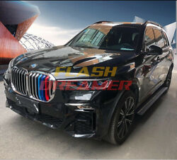 Fit BMW X7 G07 2019 electric running board power side step deployable Nerf bars