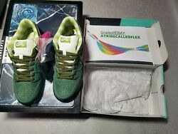 Nike Sb X Concepts Exclusive Green Lobsters Dunk Low Us 7.5 Special Ice Box