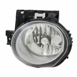 Fits 11-14 Nissan Juke Left Driver Headlight Headlamp CAPA