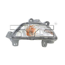Fits 14-16 Mazda 3 Turn Signal Light Assembly Passenger Right Side