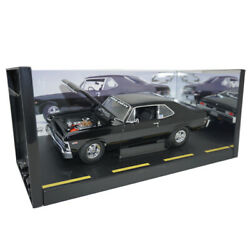 Peach State Collectible 8025 Chevy 1968 Pro Street Nova Ss 396 1/8 Diecast Model