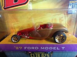 1927 Ford Model T 1/64 D-rods Jada Wave 3 Collector 025 New 2006