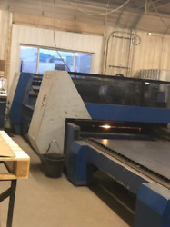 2011 HK FL3015 CO2 Laser Cutting System (#3349)
