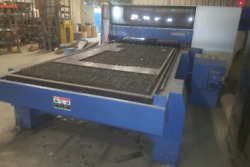 2013 HK FL3015 CO2 Laser Cutting System (#3350)