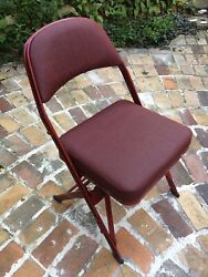 Folding Cushion Chairs For Events Or Churches