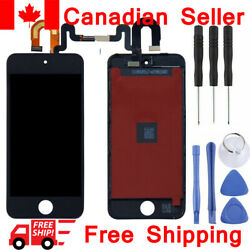 Lcd Replacement For Ipod Touch 5th 6th Gen Screen Glass A1509 A1421 A1574 Black