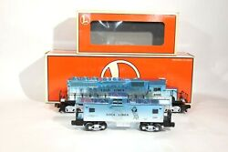 Lionel Lcca 2000 Y2k Sd-40 Diesel Locomotive And Extended Vision Caboose Limited